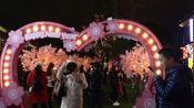桂林夜色如此迷人,漓江边逍遥楼解放桥,东西巷庙王街!打卡之地