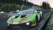 兰博基尼Huracan GT3 SPA赛道 HotLap 2分20.21