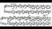 3.拉赫玛尼诺夫Tchaikovsky Lullaby Op. 16