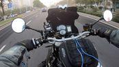 宝马 bmw f800gs 日常骑行