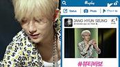 Jang Hyun Seung_ Ma First 1theK hashtag采访