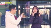 RM常驻嘉宾汉娜携手王鼻子跳舞 (汉娜傻憨傻憨的不会把鼻子叔一起带憨了吧)