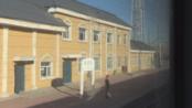 【侧面瞭望】K1259次(大连-齐齐哈尔)通过平齐线卧虎屯站 2018.10.07