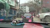 实拍福建南平顺昌县农村的接亲车队,很实在