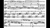 贝多芬 10首小提琴奏鸣曲全集 小提琴谱+钢琴伴奏谱