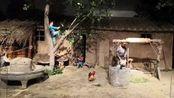 平顶山博物馆之旅 春秋战国时代平顶山地区古人的生产生活场景