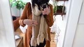 【Taylor Wynn】秋季哑光妆容+穿搭分享 & zoeva新品粉底液测评