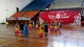 汕头市广场健身舞大赛(新疆舞蹈队)