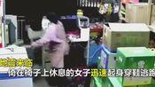 贵州铜仁4.9级地震!曝光:女子穿鞋逃跑,门外2只狗紧紧跟上