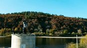 金秋十月林都伊春,天然氧吧,五花山,红松故乡是这座美丽城市的代名词。