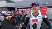 MotoGP-日本站Quartararo赛后采防 Motul GP of Japan Quartararo post-race interview