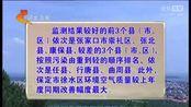 7月份河北省空气质量排名公布 崇礼区最好 任县最差