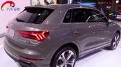 实拍2020款奥迪q3, 未来小型SUV好有科技感, 瞬间喜欢了