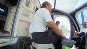 C证能开8米进口拖挂房车吗,听他选车过户经验,配阳光帐篷农家院。为什么要玩拖挂房车?旅途上住的比家还舒服,还有四处游玩的小车