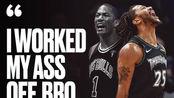 久违的德里克-罗斯·作为昔日的常规赛MVP,德里克-罗斯的50分之夜
