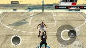 【NBA2K20手机版】看自建球员是怎么打过游戏第一防守皮蓬的