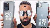 【中英字幕】三星Samsung Galaxy S20 Ultra vs 苹果iPhone 11 Pro Max-哪一个才是真正的机皇