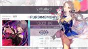 【ARCAEA】Valhalla:0 Ftr.9+ PM