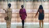 (柯基少女)147cm,92斤,微胖小个子穿搭分享l几种风格小合集,过敏素颜口罩录。