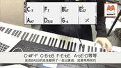 【爵士钢琴】爵士钢琴入门,初学者如何学习与演奏BASS LINE。