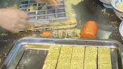 【西安名吃】西安绿豆糕制作过程——传统美食应该拥有姓名