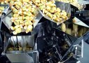 full automatic soft sweets/hard candy packaging line