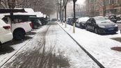 初雪,大雪,三寸天堂