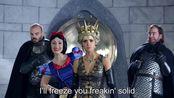 《公主说唱战役》,冰雪女王对决石油姐姐,劳拉·马诺,德雷克·尔勒,惠特尼·阿瓦尔隆