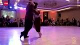 跳探戈舞的女人气质超好,男人都希望有这样的舞伴