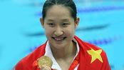 【纪录时刻】女子400米自由泳 3分59秒15 佩莱格里尼3分59秒15创新纪录