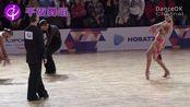 北京拉丁舞 帅气逼人超飒斗牛舞!Andrey - Vera 斗牛