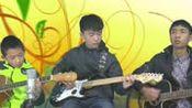 卡农-三人组吉他合奏-遵义市琴行红花岗汇川区遵义市新蒲新中华路香港路音乐画画培训