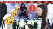 【reaction】尖叫警告!注意音量!海外韩裔姐妹看防弹BTS-ON MV反应