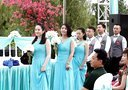 户外婚礼(西昌邛海旁)