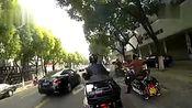 2014宁波哈雷车主会慈溪活动0223视频2