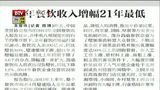 [北京您早]北京日报:去年餐饮收入增幅21年最低