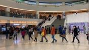 旅游:香港沙田千人排队抢口罩为何摔倒地上还要冲2月13日实拍