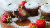 巧克力热乎乎的~草莓橱窗里的Strawberry Chocolate Fondants【Soonseol BAKERY 】 - 20200212