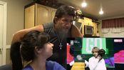 【reation】阿米爸爸看防弹[DNA, Go Go, MIC Drop, Serendipity] 的反应视频