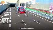 大陆开车靠右,港澳开车靠左,港珠澳大桥上的车靠哪边?