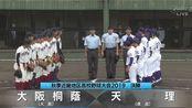 秋季近畿地区高等学校野球大会 2019 決勝 大阪桐蔭(大阪)×天理(奈良)