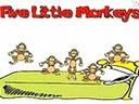 [www.bi-losing.com]Five Little Monkeys 五只小猴