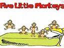 [www.bi-losing.com]Five Little Monkeys 五只小猴