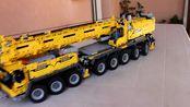Lego 42009 Liebherr Ltm 1500 - 8.1