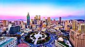 """中国最美的""""海滨城市-大连市""""北方浪漫之都""""航拍城市风景(2)"""