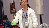 【辣鸡cuber】洛阳赛金字塔单次2.12秒pb