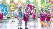 """""""欢动北京""""第八届国际青少年文化艺术交流周《月亮粑粑》南宁市韵色飞扬艺术中心"""