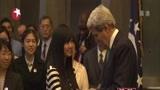 中国驻美使馆:发放对美公民十年签证          弹窗  关灯