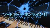 【Piano】刀剑神域-Gun Gale Online OP1