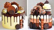 我最喜欢的巧克力蛋糕装饰视频 惊人的巧克力蛋糕方式和更多食谱【Delicious Cakes】 - 20200218